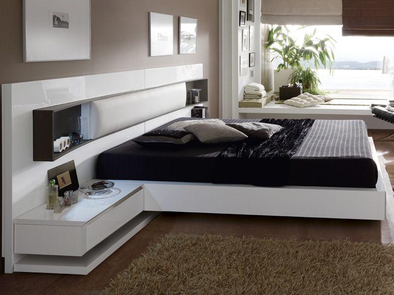 Kasaestilo respaldos de cama decoraci n de unas for Decoracion habitacion matrimonio moderna