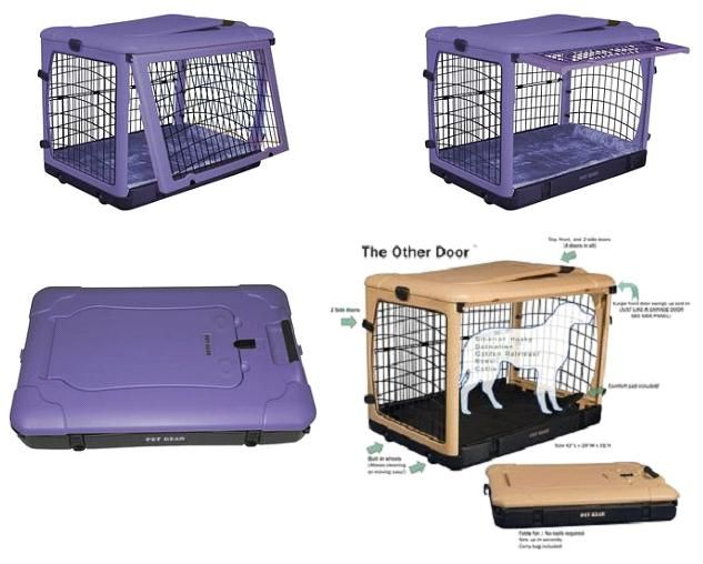 The Other Door Pet Crate For Our Trips To Cincy My Favorite Breed
