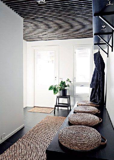 Déco couloir : Peinture et couleur des idées d\'aménagement | DÉCO ...
