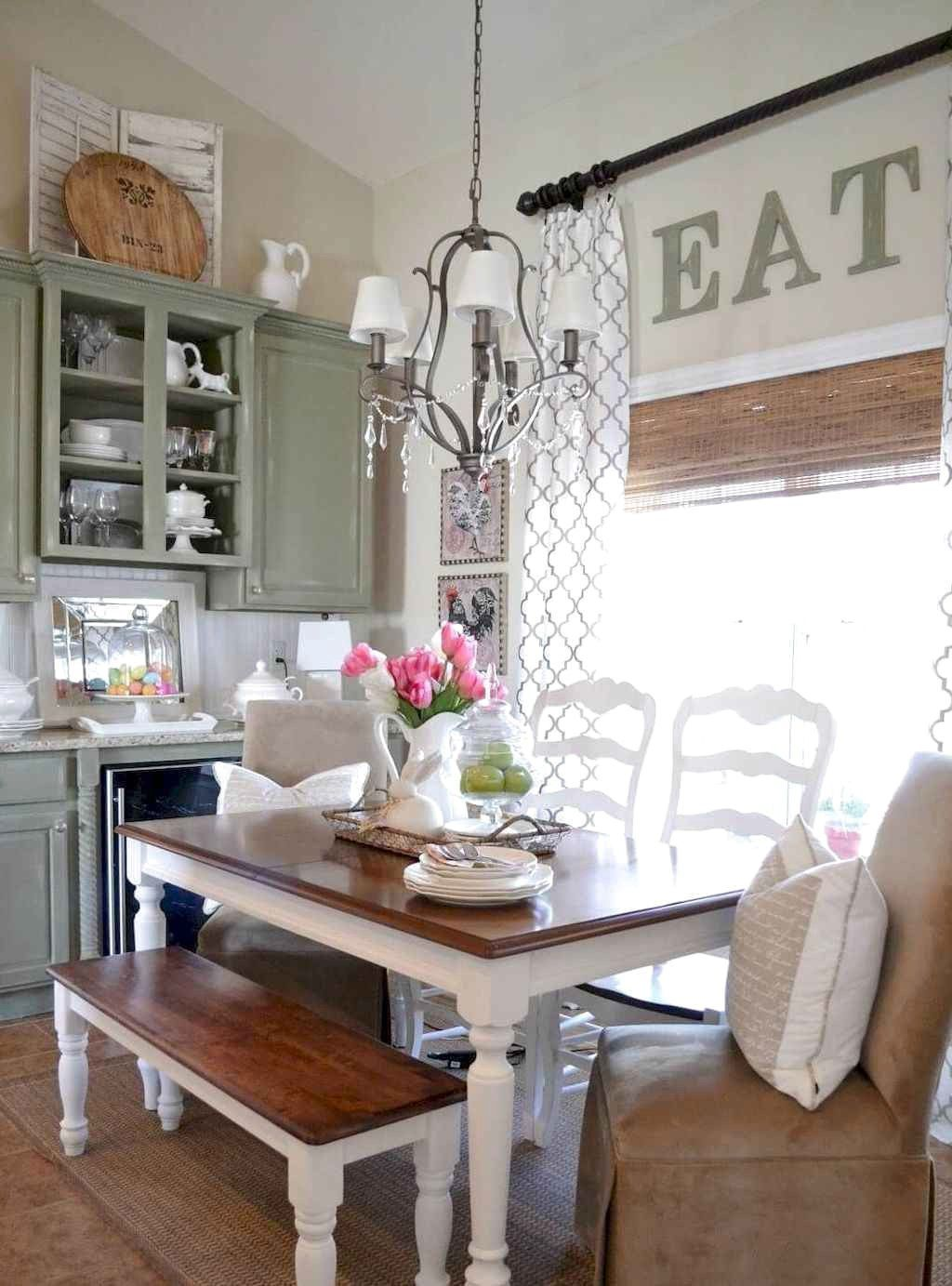 Favorite Farmhouse Kitchen Curtains Decor Ideas FRUGAL