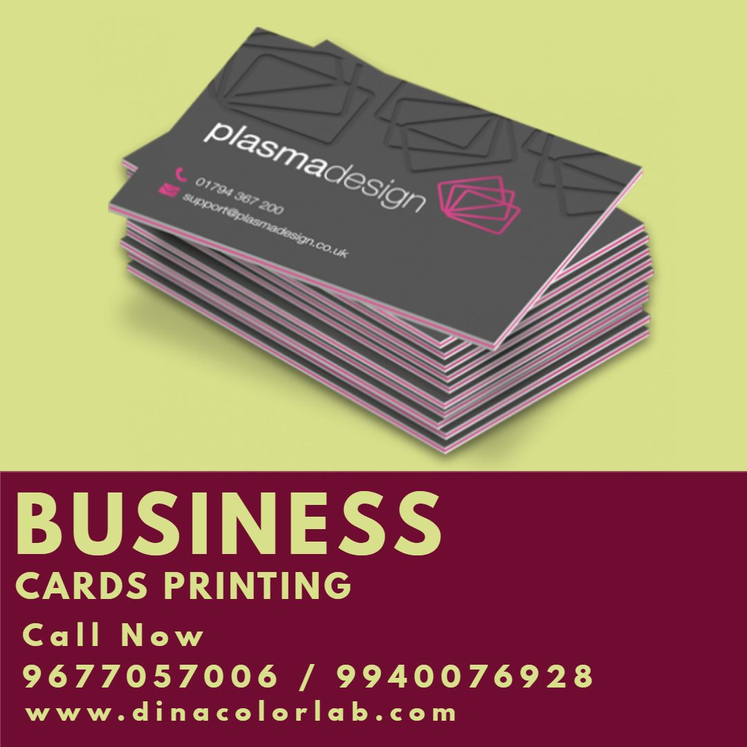 Professional Visiting Cards Online Coimbatore Printing Business Cards Visiting Cards Visiting Card Printing