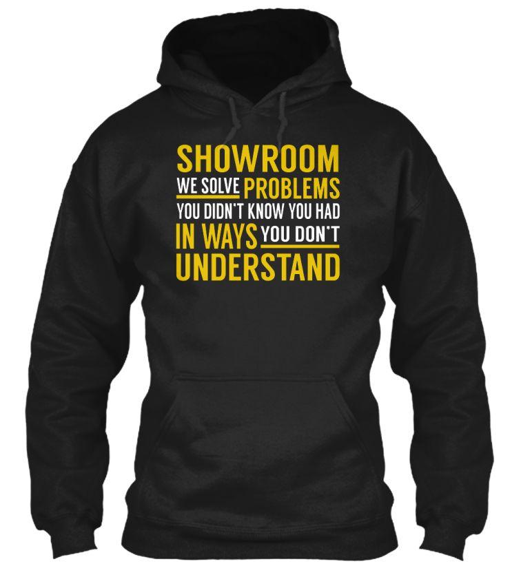 Showroom - Solve Problems #Showroom