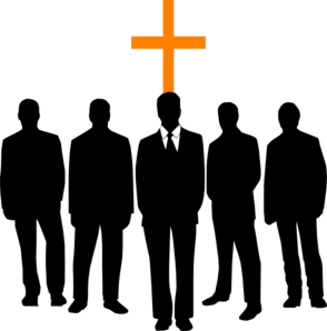 Free Church Men's Day Program | ... Of God clip art - vector clip ...
