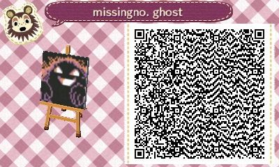 Missingno Ghost Flag