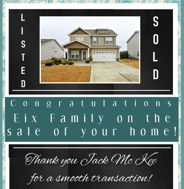 Congratulations Sheila Eix & Family on the sale of your home!! Thank you Jack Mckee for a smooth transaction!! #jacksonvillenchomes #castrorealestategroup #coldwellbanker #dianecastro #dianecastroperez