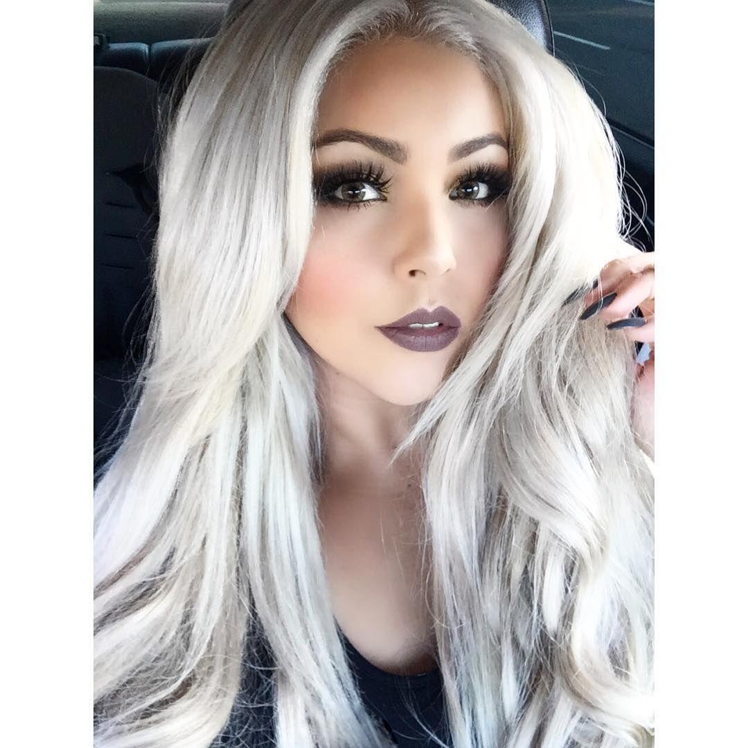 Platinum Blonde Hair Pinterest Blondes