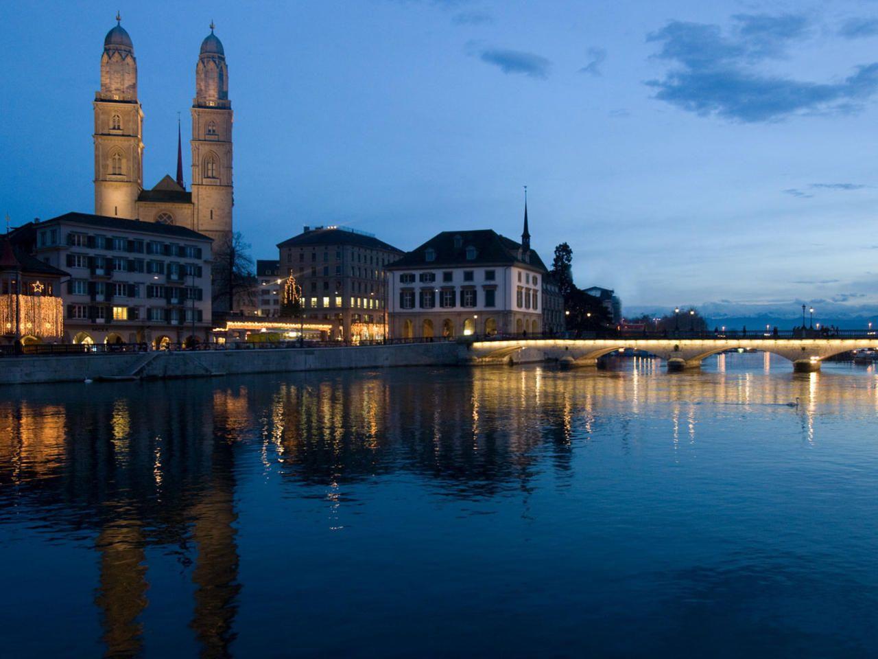 Zurich, Switzerland   zuerich.com