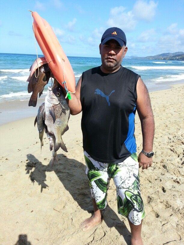 De pesca en Chirimena Venezuela 4