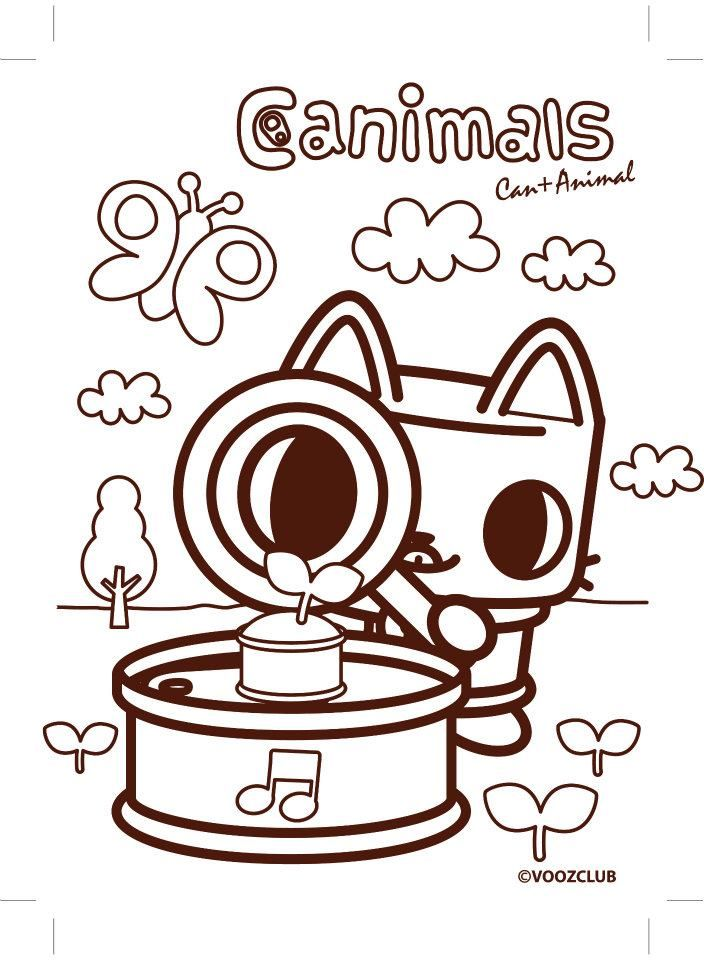 5 15 Jpg 704 960 Coloring Pages Animal Coloring Pages House