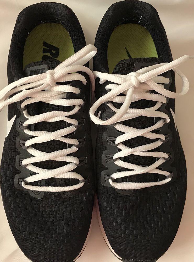 Nike XE Womens Black Size 8 Air Zoom