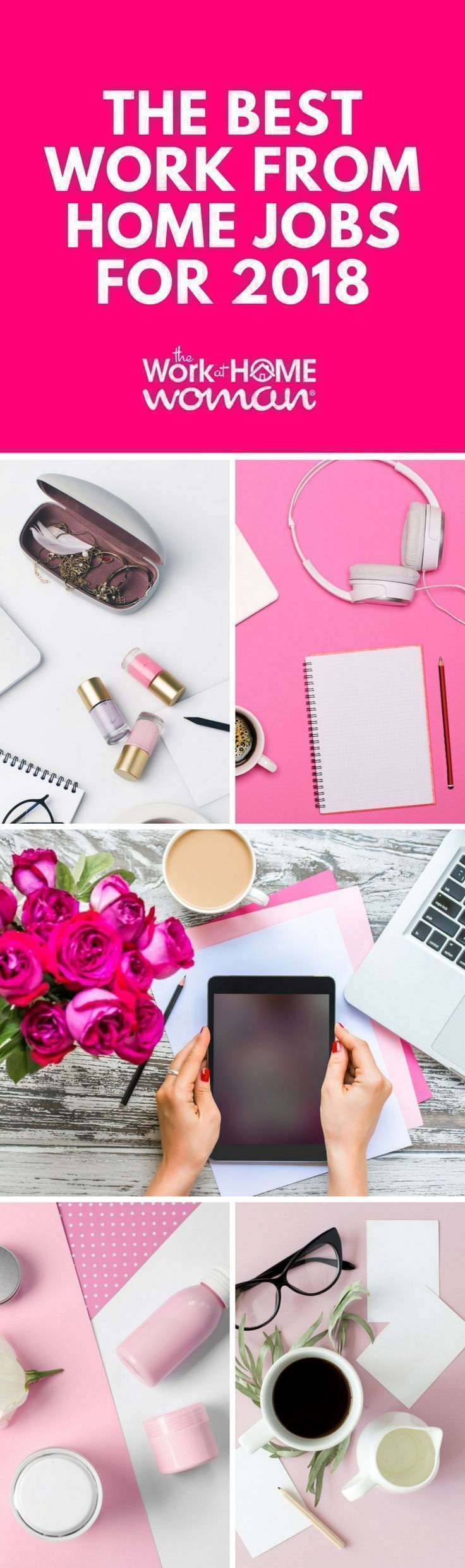 This list is amazing! There are TONs of work at home jobs
