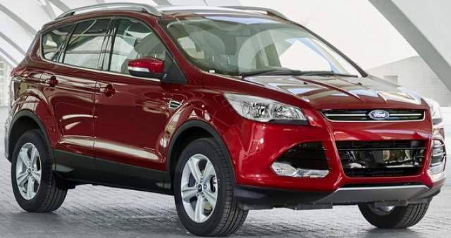 2018 Ford Kuga Performance And Redesign Ford, Ford news