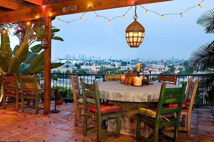 Eclectic Patio - Found on Zillow Digs