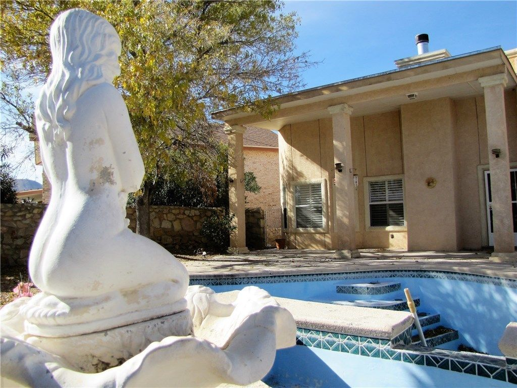 Home for Sale 11108 Loma Seca Place El Paso, TX 79934