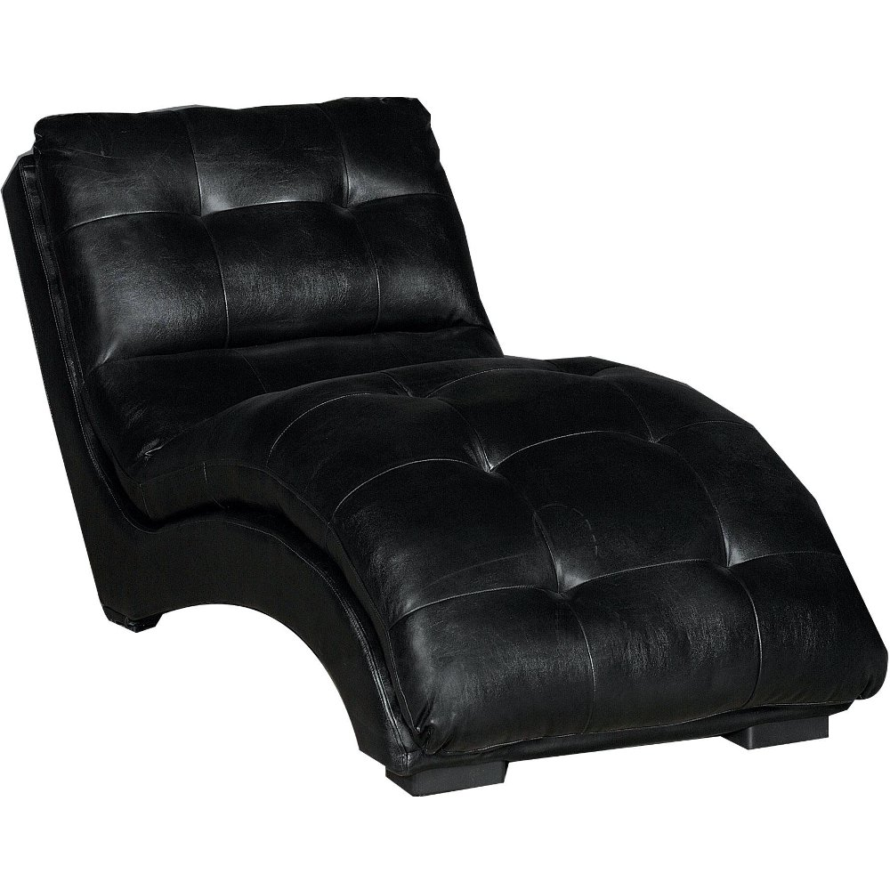 Classic Contemporary Black Chaise Kadyn Rc Willey Furniture Store Chaise Leather Chaise Rc Willey Furniture