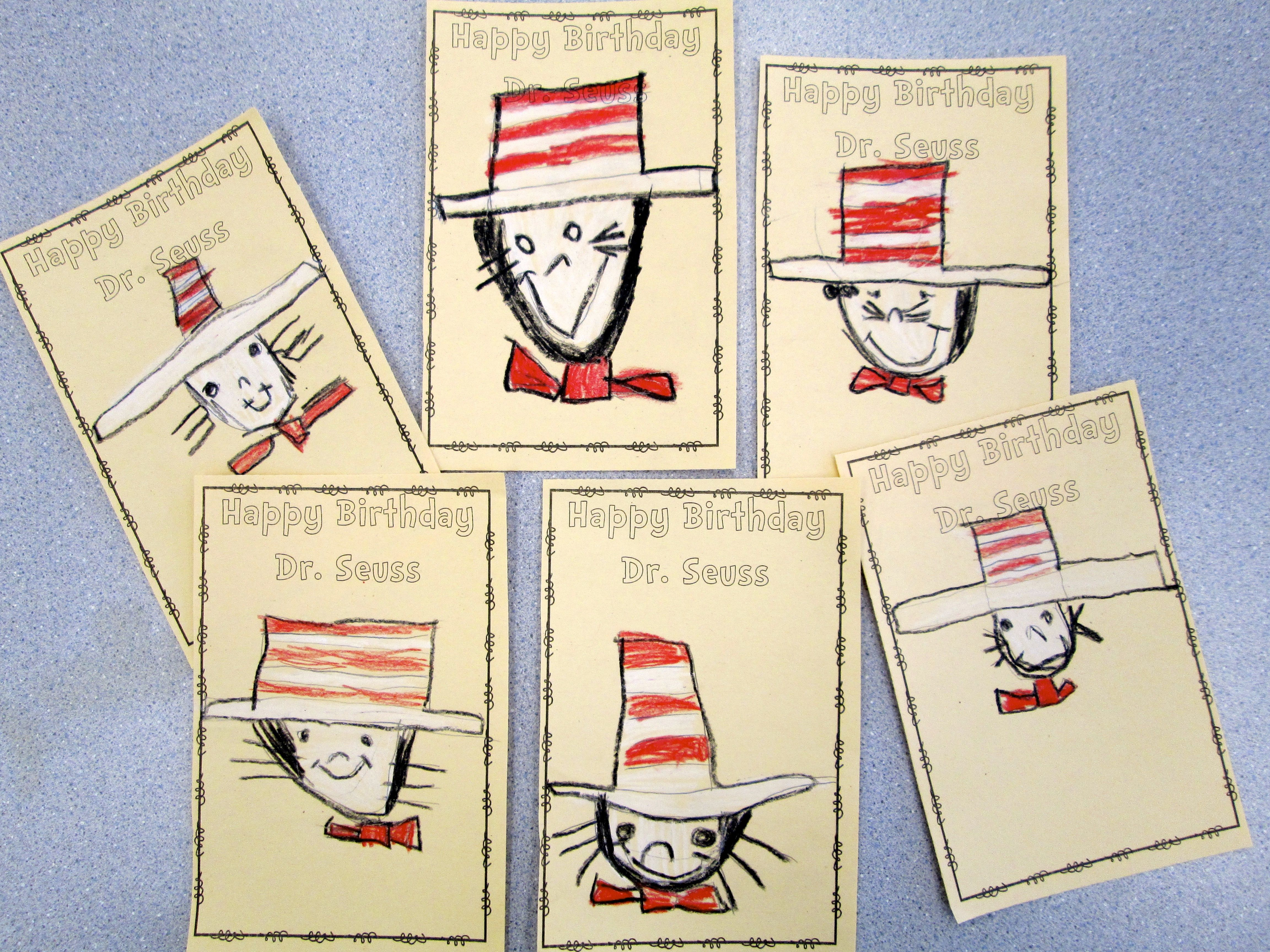 Dr Seuss Directed Drawing Cat In The Hat Dr Seuss Directed Drawing Cat In The Hat Directed Drawing Directed Drawing