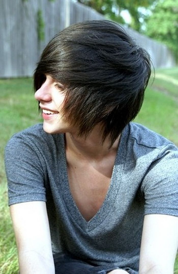 Astonishing 1000 Images About Emo Boy39S On Pinterest For Men Emo Hairstyles For Women Draintrainus