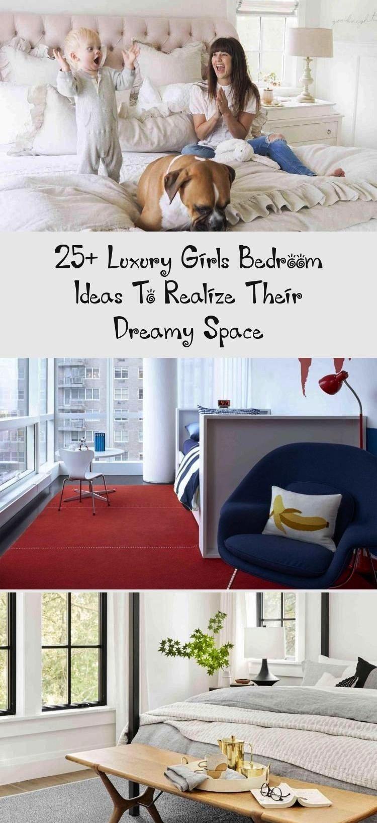 de 25 ideas de dormitorio de lujo para chicas para realizar su espacio soñador  DECORACIÓNchicasMás de 25 ideas de dormitorio de lujo para chicas par...