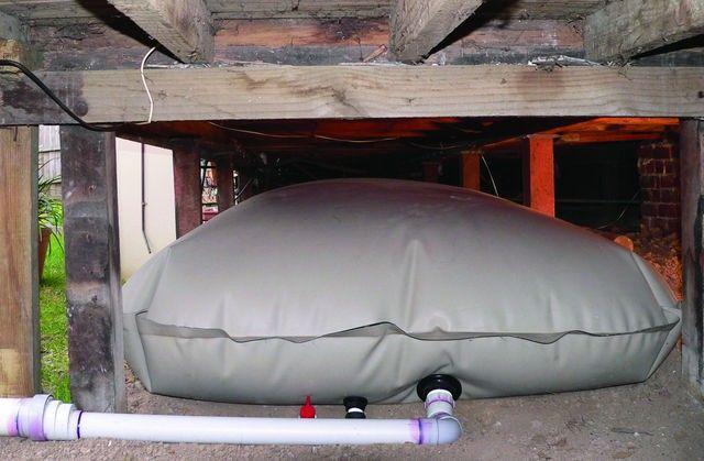 Buy Aussie Bladda Tank - Under House Water Tanks Online - Cheap Prices | G Store