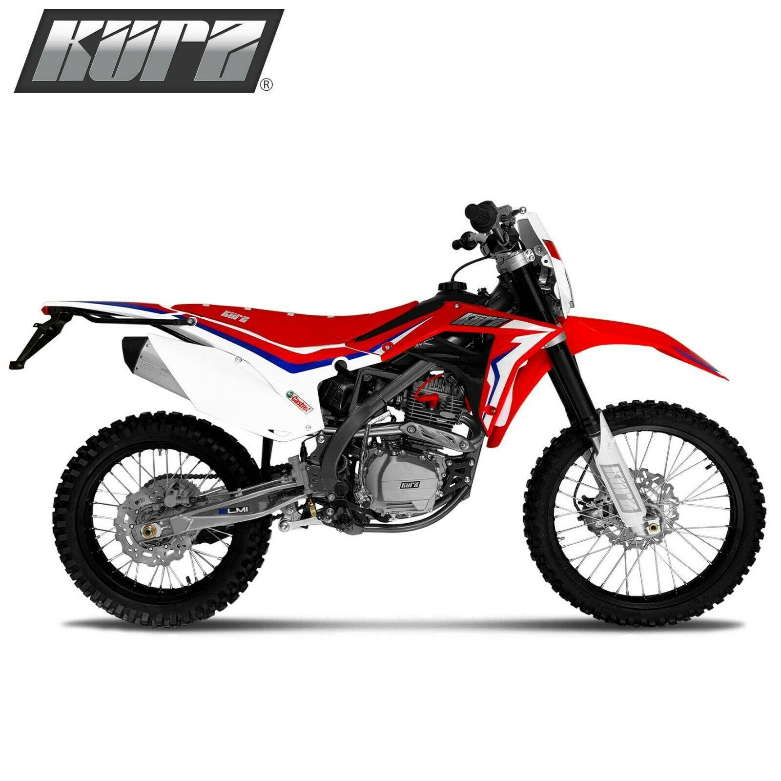 Genuine Kurz Fs 250 Enduro Off Road Legal Bike Motorcycle