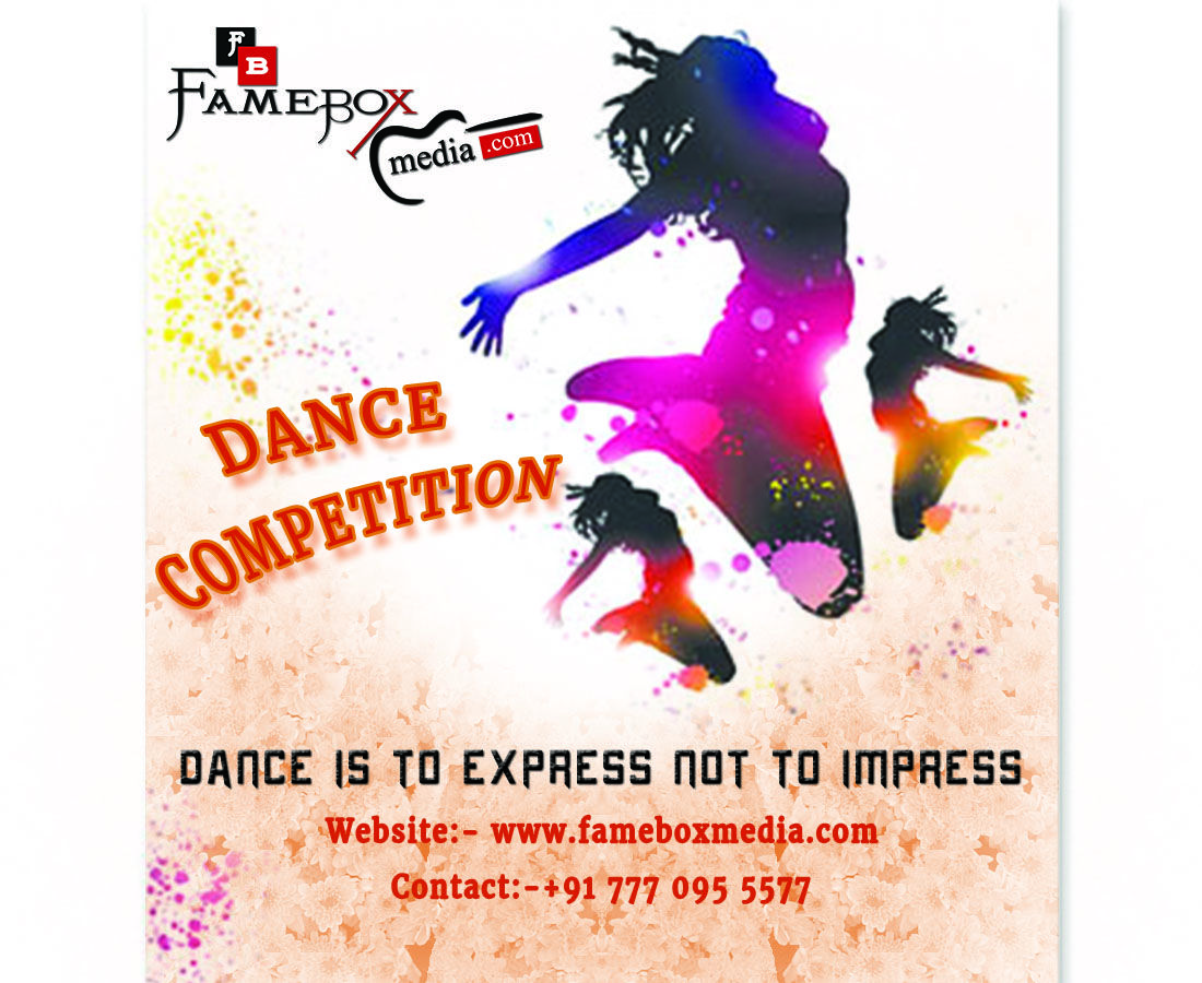 Fame Box Media Organizing Dance Competition For Every Age Group From Kids To Youngsters