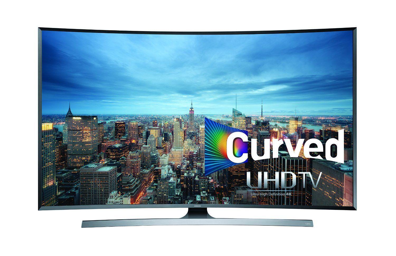 Samsung UN65JU7500 Curved 65-Inch 4K Ultra HD 3D Smart LED