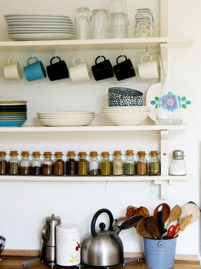 a clever idea for a very small kitchen is the opposite of what you rh pinterest com
