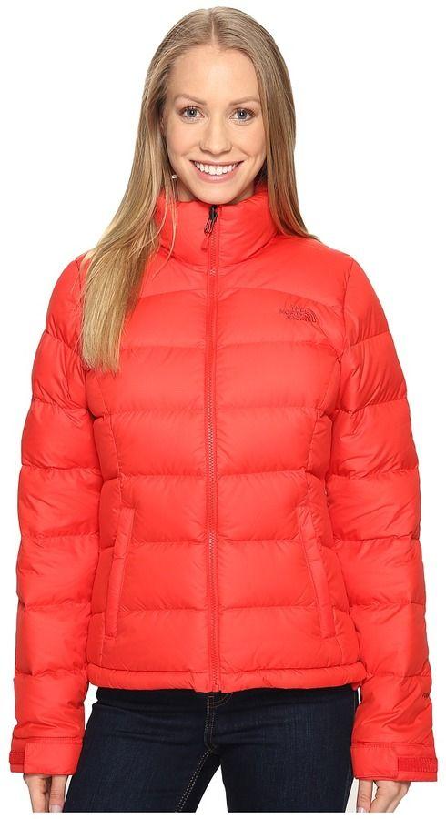 The North Face Nuptse 2 Jacket Women s Coat  887b0b2fe