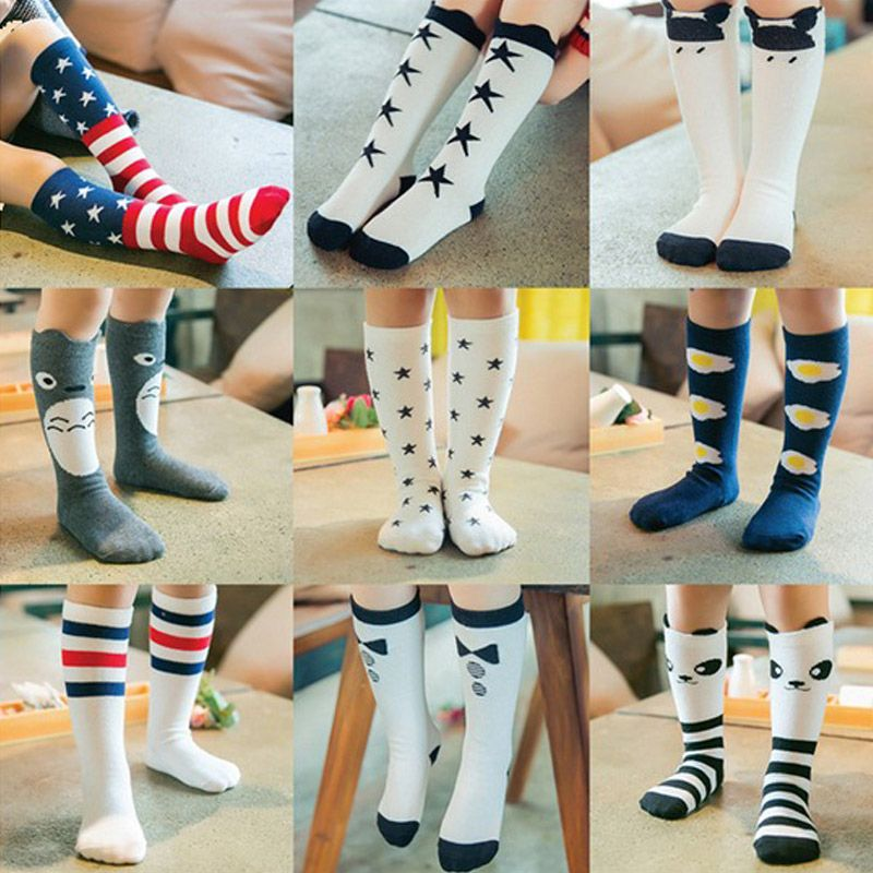 a7e35810c socks rubber Picture - More Detailed Picture about Cielarko Cotton socks  For Girls Boys Kids Knee High Socks Baby socks Fall Winter Leg Warmers For  Children ...