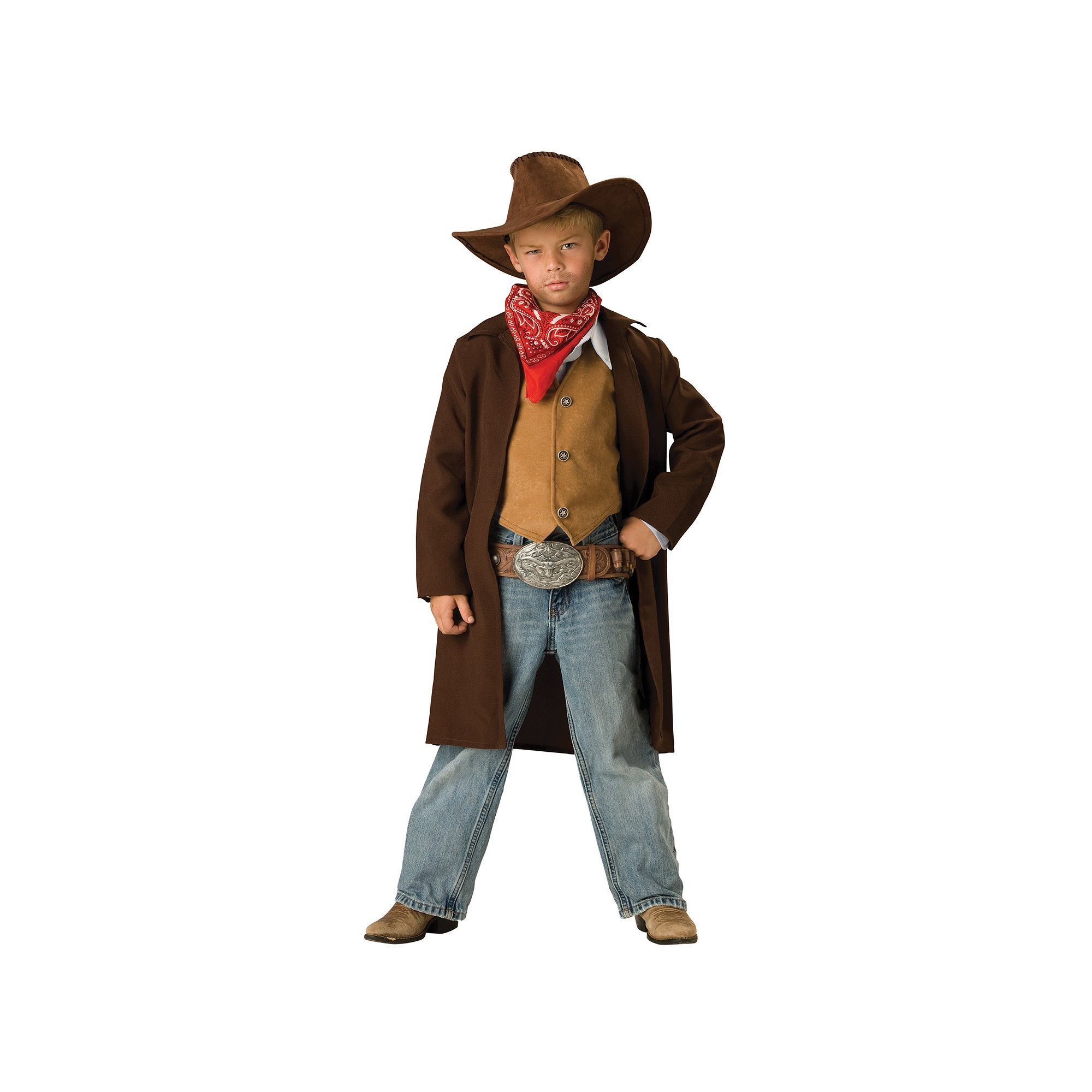 Plus Size Rawhide Renegade Costume - Kids Boyu0027s Size 10 Multicolor  sc 1 st  Pinterest & Plus Size Rawhide Renegade Costume - Kids Boyu0027s Size: 10 ...
