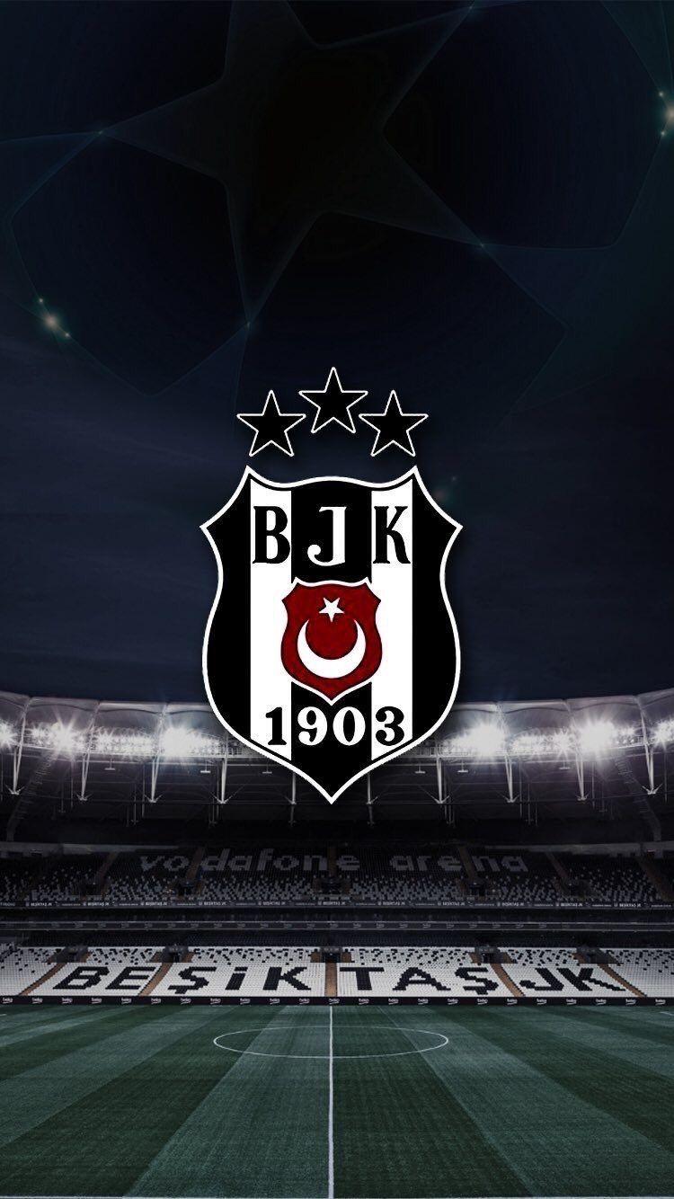 #beşiktaş #wallpaper   Beşiktaş   Wall, Wallpaper ve Black ...