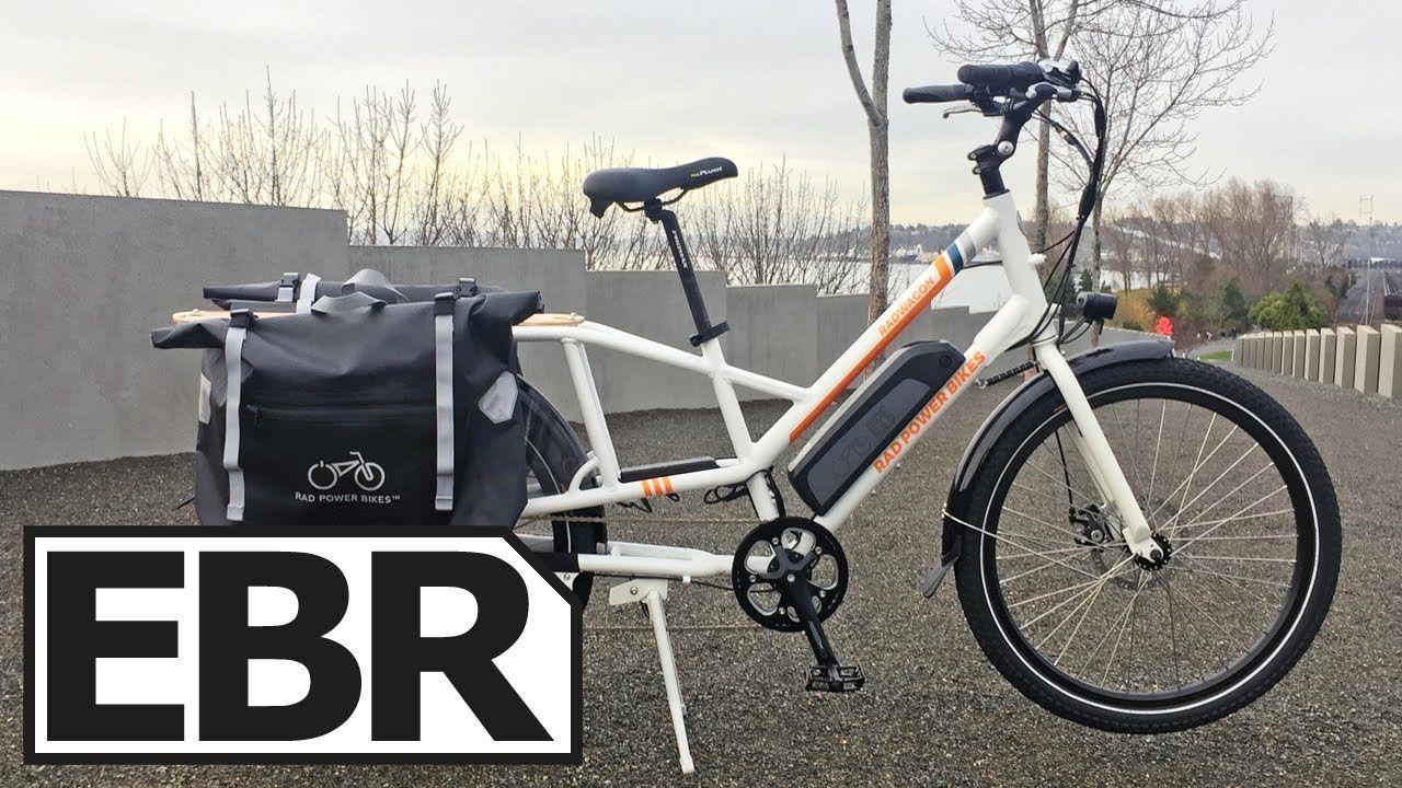 2019 Rad Power Bikes Radwagon Video Review 1 6k Youtube