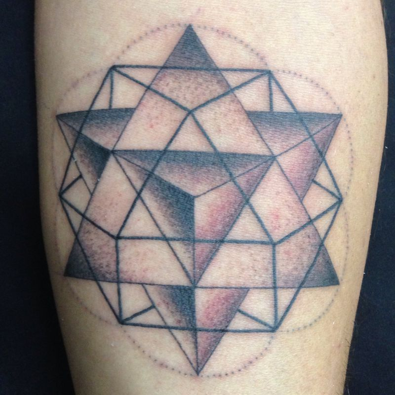 Top 100 Best Sacred Geometry Tattoo Designs For Men | Tattoo Ink ...