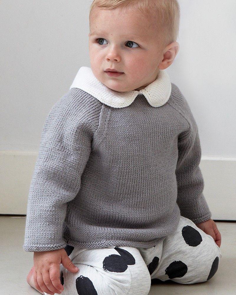 Baby Cashmerino 6 by Debbie Bliss | Kids sweater, Debbie ...