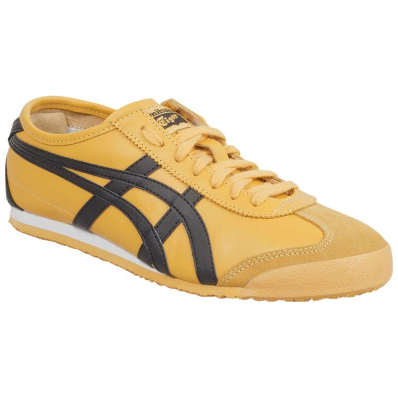 a2fc2cd8e51f Onitsuka Tiger Unisex Mexico 66 Sneaker in Yellow