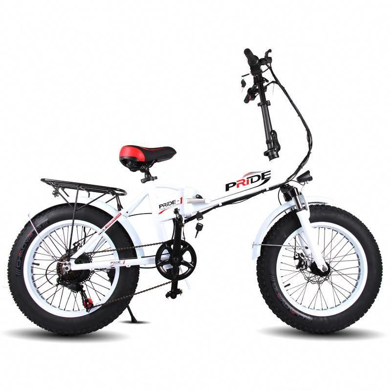 Pride Land Rover Electric Bike Black Bestbikeproducts Folding Electric Mountain Bike Electric Mountain Bike Folding Electric Bike