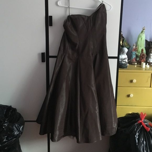 Nicole Miller cocktail dress Used once & doesn't fit me anymore Nicole Miller Dresses Strapless