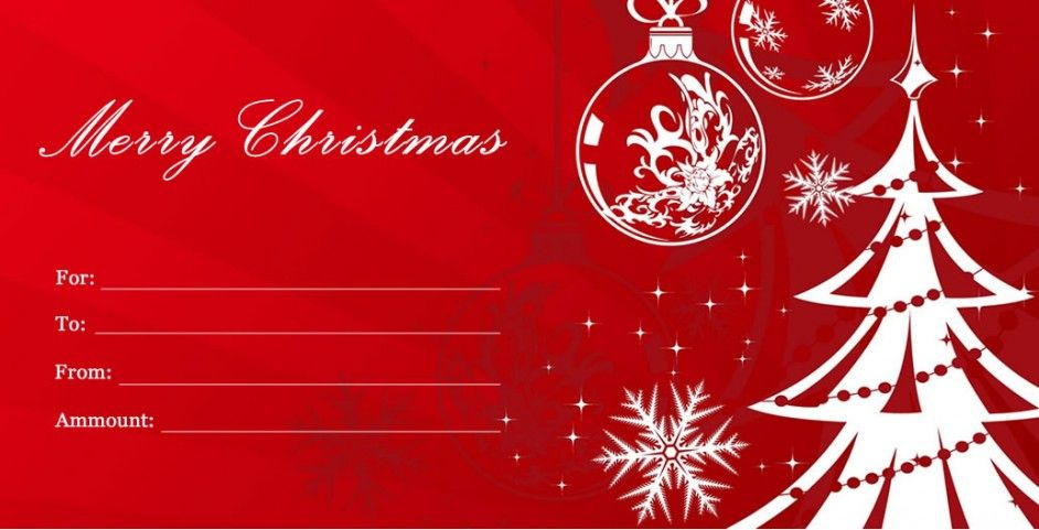Christmas Gift Certificate Template Funny Pics ZQDbTIR - Homemade christmas gift certificates templates