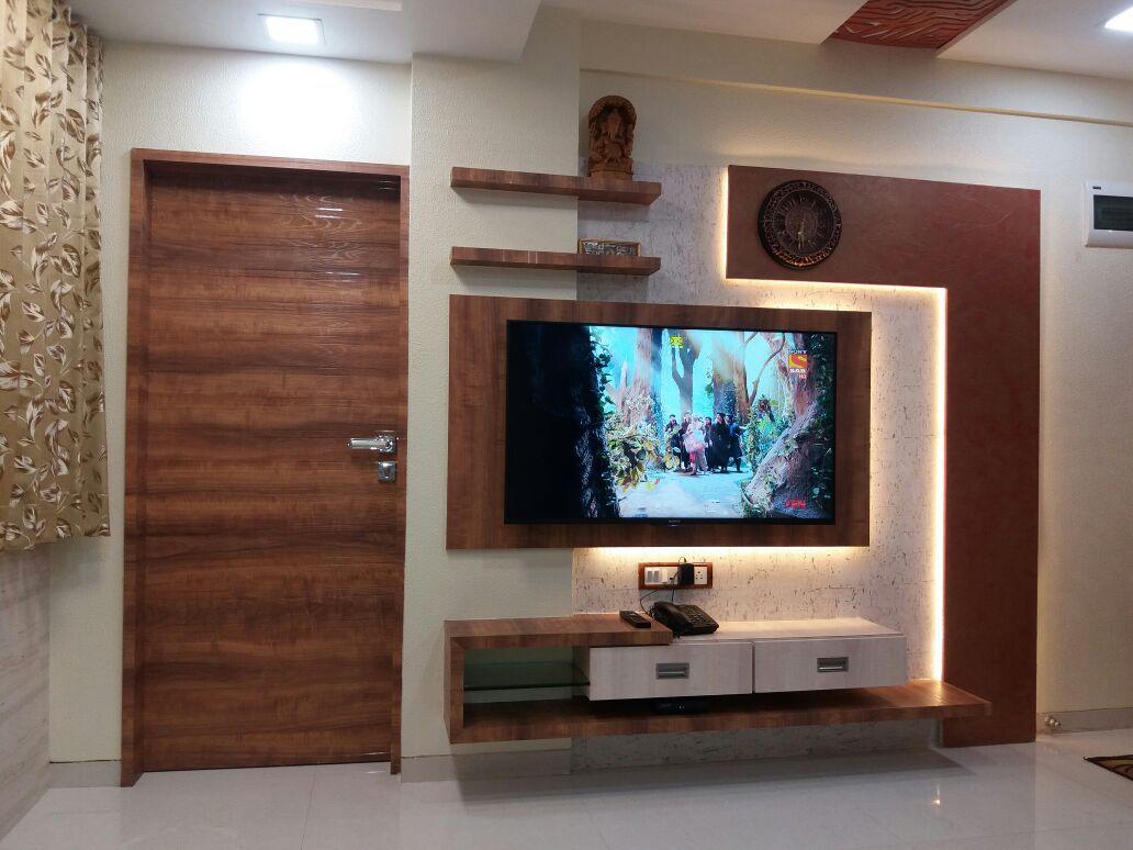 3d Design Luxury Interior Design By Nidhi Rathod Modern Tv