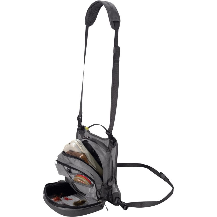 Patagonia Stealth Chest Sling Pack Fly Fishing Pinterest Knot Tying Diagrams Http Wwwfintalkcom Fishingknots Nailknot