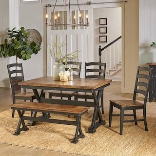 Dining Sets Nebraska Furniture Mart Dining Set With Bench