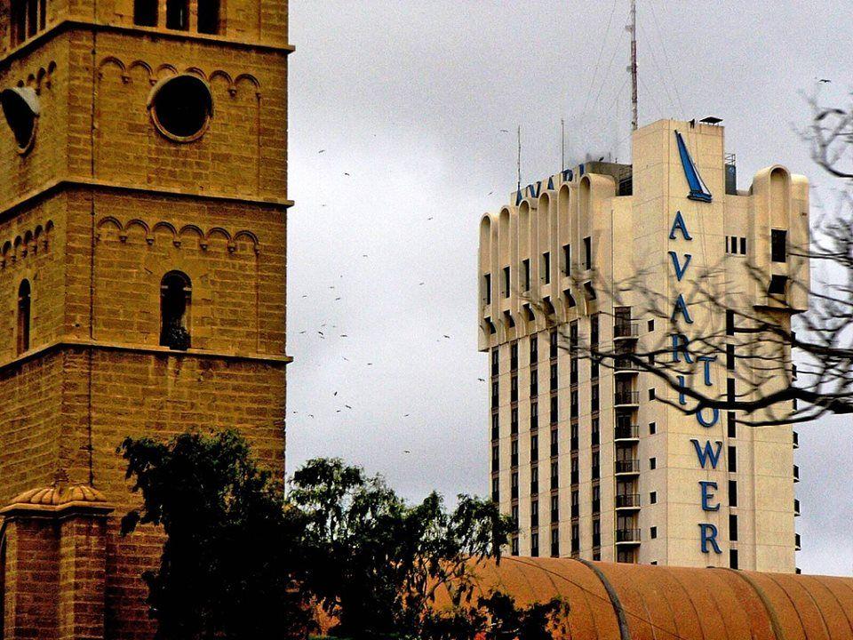 #Beauty #Karachi #AvariTowers #PhotographySkill #PR #StandingTall #FiveStar