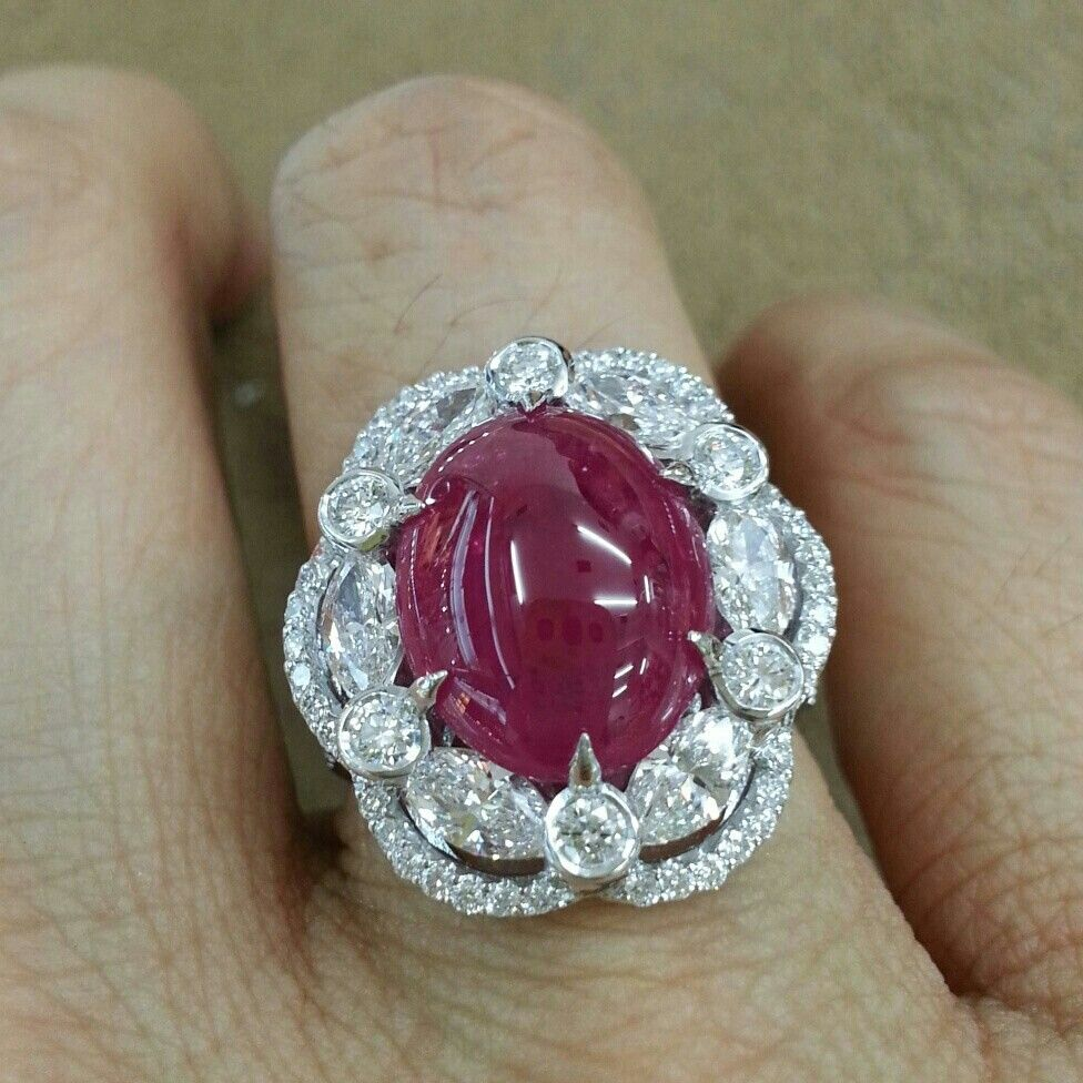 Ruby ring joyas y bisutería pinterest ring diamond and jewel