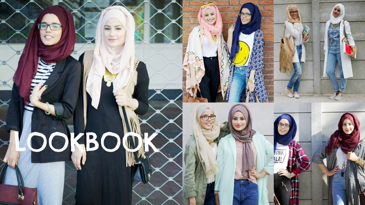 Get a whole week outfits inspiration from @Hijabhills and her