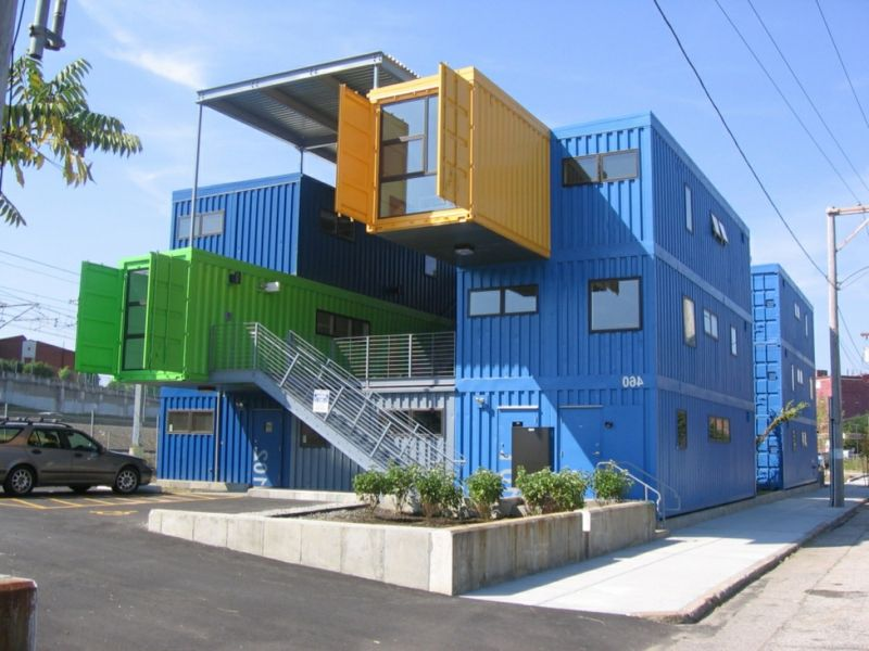 container home designers%0A Container Architektur Cargo Box Wohncontainer
