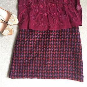 LOFT Dresses & Skirts - Loft Tweed Skirt - 2P