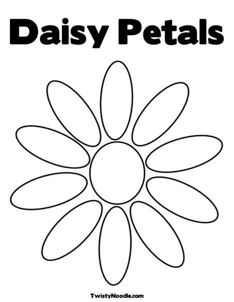 daisy petal template daisy petal template this is your index html