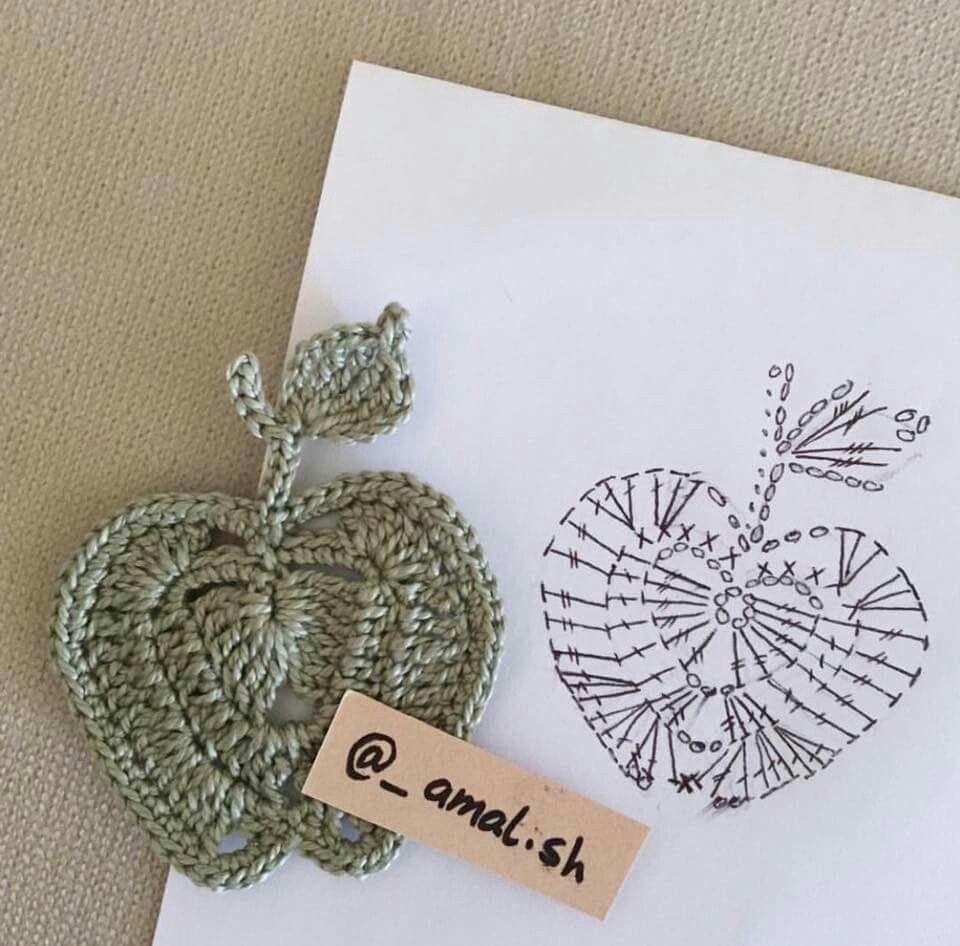 Imagem relacionada | crochet | Pinterest | Ganchillo, Apliques y Tejido