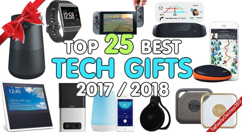 Best Tech Gifts 2017 To 2018 Is Here Looking For The Electronic Christmas Read Our Reviews Find Out Which Gadgets Are Top