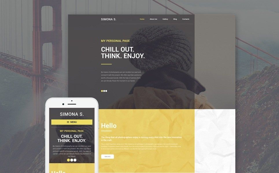 Is this your fave? Simona S WordPress Theme CLICK HERE! live demo ...